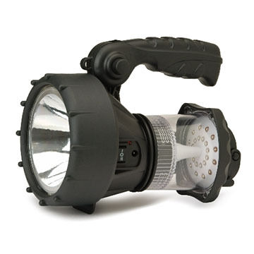 Cyclops Fuse Rechargeable 220 Lumen Spot / 90 Lumen Lantern