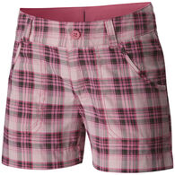 Columbia Girls' Silver Ridge Printed Short