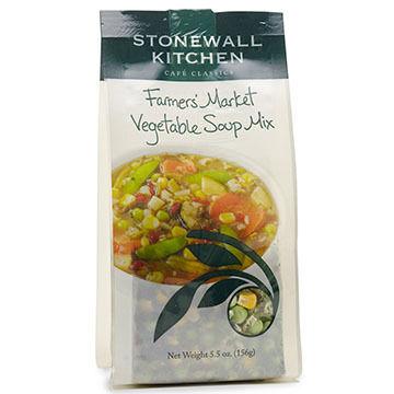 Stonewall Kitchen Farmers Market Vegetable Soup Mix, 5.5 oz