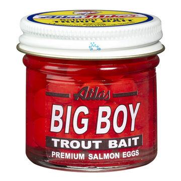 Atlas-Mikes Big Boy Salmon Eggs Trout Bait