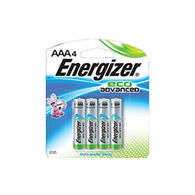 Energizer EcoAdvanced AAA Battery - 4 Pk.