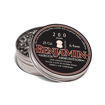 Benjamin Domed 25 Cal. Pellet (200)