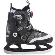 K2 Children's Rink Raven Boa Adjustable Ice Skate