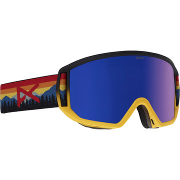 Anon Men's Relapse Snow Goggle w/ Spare Lens