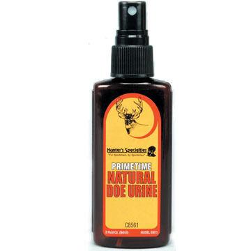 Hunter's Specialties Primetime Natural Doe Urine Deer Scent