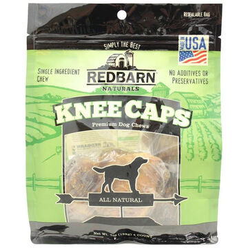 Redbarn Knee Caps Dog Treat - 4 Pk.