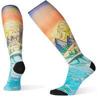 Smartwool Women's PhD Ski Ultra Light Lifecycle Print Sock
