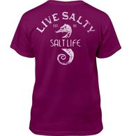 Salt Life Girls' Majestic Seas Short-Sleeve T-Shirt