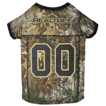 Pets First Realtree Mesh Dog Jersey