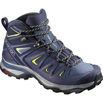 Salomon Womens X Ultra Mid GTX Waterproof Hiking Boot
