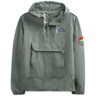The North Face Men's Printed Class V Pullover Anorak
