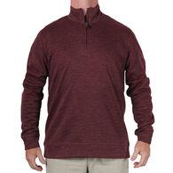 Bermo Men's Ike Overdye Quarter-Zip Pullover
