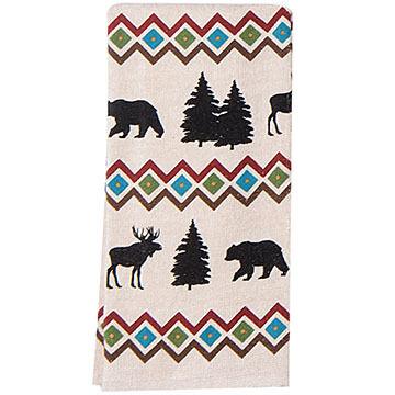 Kay Dee Designs Lake Lodge Terry Kitchen Towel