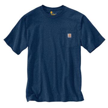 Carhartt Mens Big & Tall Workwear Graphic Fish C Short-Sleeve T-Shirt