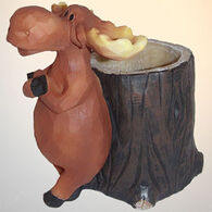 Slifka Sales Co Moose Toothpick Holder