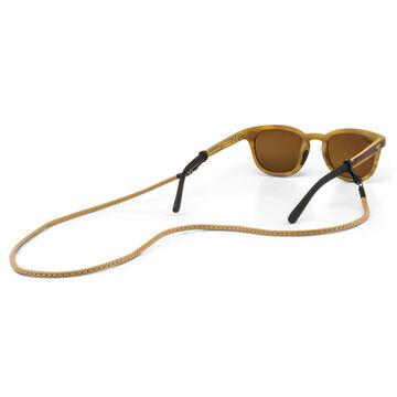 Croakies Sewn Leather Cord Spec Ends Eyewear Retainer