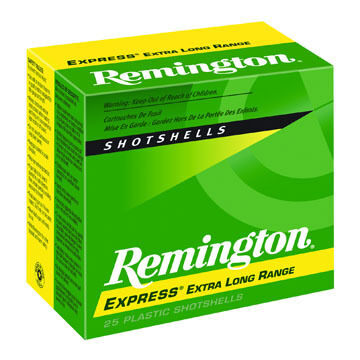 "Remington Express Extra Long Range 20 GA 2-3/4"" 1 oz. #7.5 Shotshell Ammo (25)"