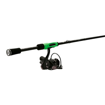 13 Fishing Code Black Saltwater Combo