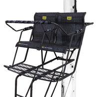 Hawk Big Denali 18' 2-Person Ladder Stand