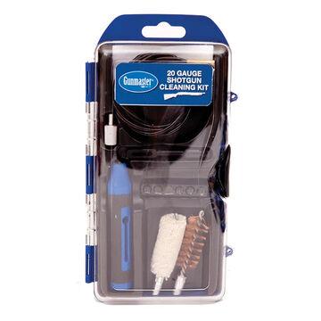DAC Technologies GunMaster 13-Piece 20 GA Shotgun Cleaning Kit