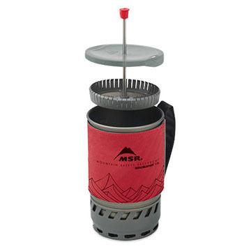 MSR WindBurner 1 Liter Coffee Press Kit