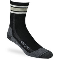 Farm to Feet Men's North Conway Lightweight Technical 3/4 Crew Sock - Special Purchase