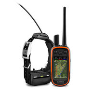 Garmin Alpha 100 TT 15 Handheld GPS Dog Training Bundle