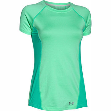 Under Armour Womens Trail Short-Sleeve Shirt