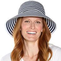 Coolibar Women's Audrey Ribbon UPF 50+ Bucket Hat
