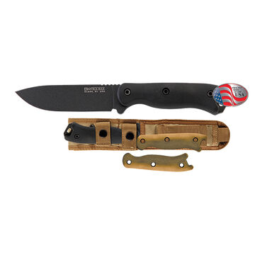 KA-BAR Short Becker Fixed Blade Knife
