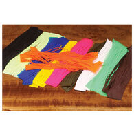 Hareline Silicone Flutter Legs Fly Tying Material - 5 Pk.