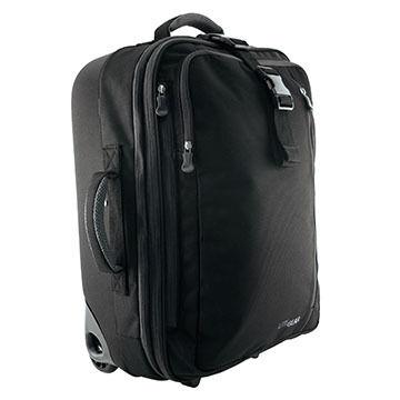 "LiteGear 20"" Hybrid Expandable Wheeled Carry-On Bag"