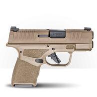 "Springfield Hellcat Micro-Compact Desert FDE 9mm 3"" 11-Round Pistol"