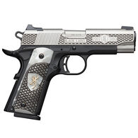 "Browning 1911-380 Black Label High Grade Pearl Grips 380 ACP 4.25"" 8-Round Pistol"