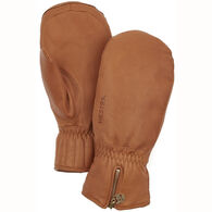 Hestra Glove Women's Leather Swisswool Classic Mitt