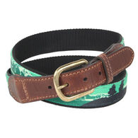 Croakies Men's Meridian Scapes Belt