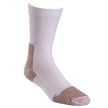Fox River Mills Men's Steel Toe Wick Dry Crew Sock - 2/pk