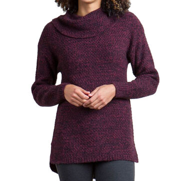 ExOfficio Women's Sylvia Cowl Neck Sweater