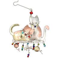 Pilgrim Imports Meow Love Ornament