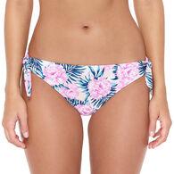 Hot Water Women's Dune Flowers Bikini Swimsuit Bottom