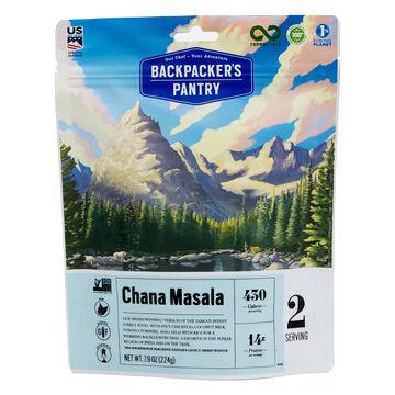 Backpackers Pantry Chana Masala - 2 Servings
