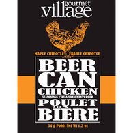 Gourmet Du Village Maple Chipotle Beer Can Chicken Seasoning Mix