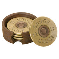 Big Sky Carvers Shotgun Shell Coasters
