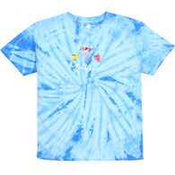 ESY Youth Shark Tie Dye Short-Sleeve T-Shirt
