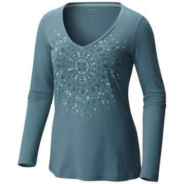 Columbia Womens Radiation Road Long-Sleeve T-Shirt
