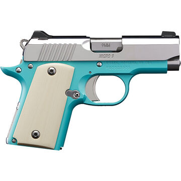 Kimber Micro 9 Bel Air 9mm 3.15 6-Round Pistol