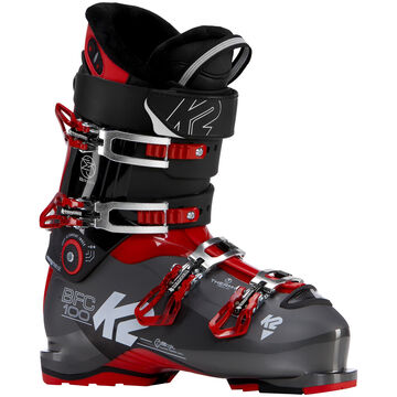 K2 Mens B.F.C. 100 Alpine Ski Boot - 17/18 Model