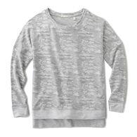 Tasc Performance Women's Legacy French Terry Riverwalk Sweatshirt