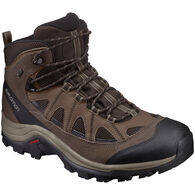 Salomon Men's Authentic Leather GTX Waterproof Hiking Boot