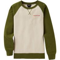 Burton Women's Keeler Long-Sleeve Crew Sweatshirt
